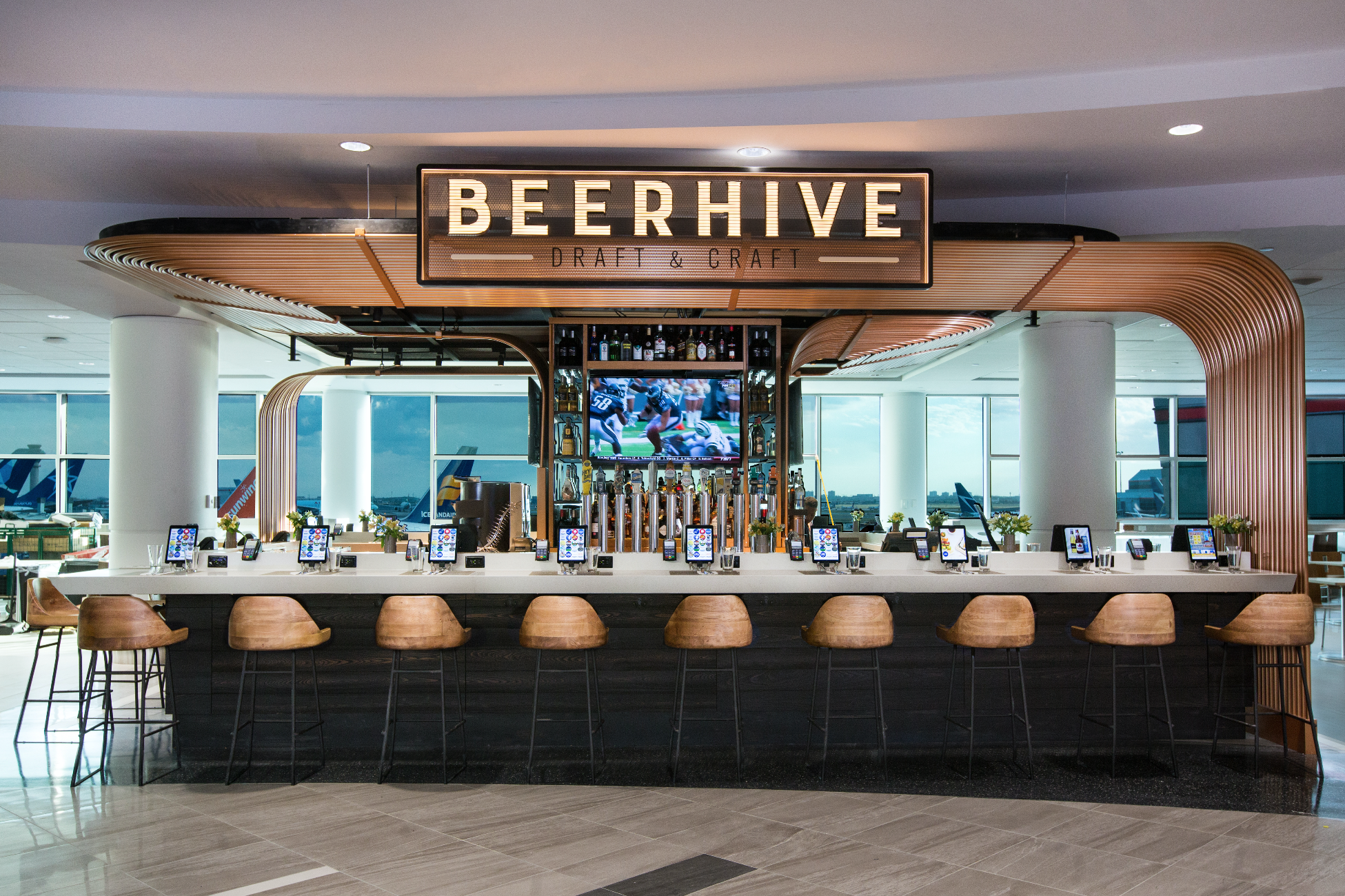 Best Airport Bar